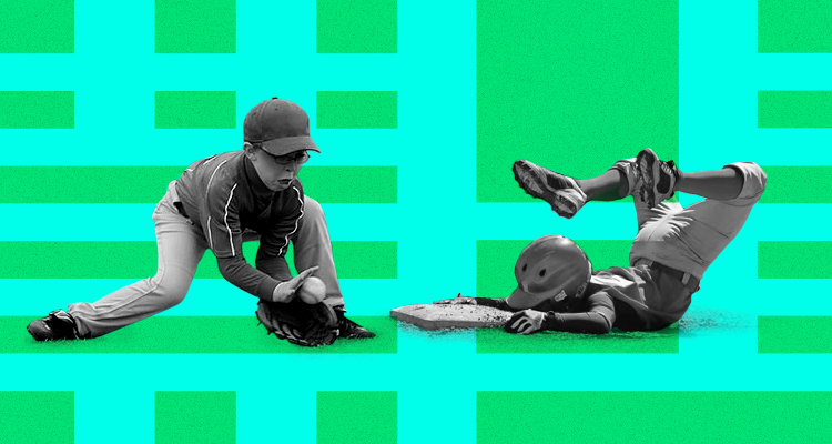 So Your Kid Sucks At Baseball. How To Deal With It?